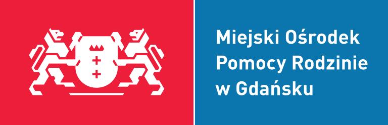 Logo MOPR Gdańsk